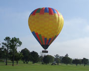 Hot Air Balloon Flight for 1, Includes Full Gourmet Breakfast - Hunter Valley