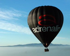 Hot Air Balloon in Sydney's Hawkesbury, Weekend Flight INCLUDES HEARTY BREAKFAST
