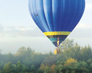Hot Air Balloon Flight for 1, Includes Full Gourmet Breakfast - Sydney