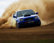 Rally Driving Sydney - Half Day 32 Lap Drive AND 2 Hot Laps