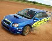 Rally Driving Melbourne - 32 Lap Drive AND 2 Hot Laps
