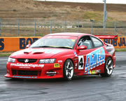 V8 Race Car Drive AND Ride Plus - Calder Park, Melbourne