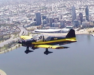 Aerobatic Flight, 30-minute - Perth