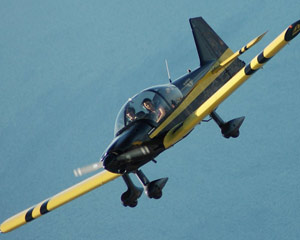 Aerobatic Flight, 60-minute - Perth
