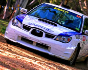 Rally Driving Brisbane - 32 Lap Drive AND 2 Hot Laps