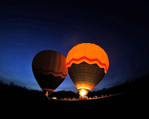 Hot Air Ballooning - Brisbane, Weekend