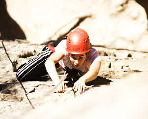 Rock Climbing, Introductory - Blue Mountains