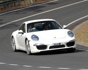 Porsche One Day Intensive Drive Programme, Stage 1 - Mt Cotton, Brisbane