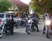 Harley Ride Sydney, 1.5 hour Manly Patrol Harley Tour  - Sydney