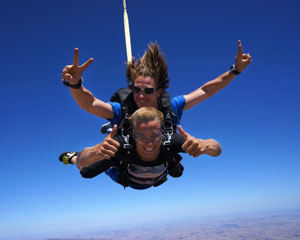 Skydiving Perth York - Weekend Tandem Skydive Up To 15,000ft