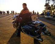 Harley Ride, 1 Hour City Cruise - Adelaide