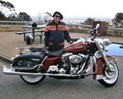Harley Ride, 2 hour Lobethal Cruise - Adelaide