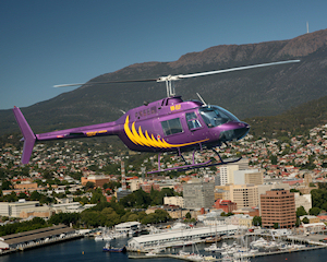 Helicopter Scenic Flight 20minute Hobart Scenic City Tour