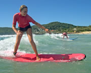 Surfing, Learn to Surf Noosa, 1 Lesson Package