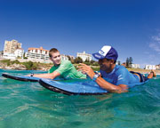 Surfing, Learn to Surf at Bondi Beach, 1hr Private Lesson