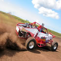 Off Road V8 Race Buggies Hot Laps - Gold Coast