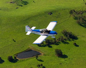 Aerobatics Flying Lesson, Robin 2160, 50-minute - Sydney