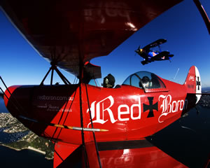Aerobatics Flight, Pitts Special, 45-minute - Sydney