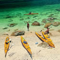 Sea Kayaking 2-Day Sea Kayak Tour - North Stradbroke Island