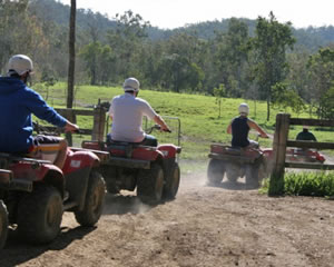 Quad Biking, All Terrain Vehicle - Cairns