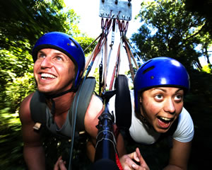 Adrenalin Tropical Challenge Cairns