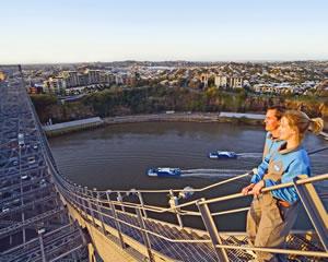 Story Bridge Climb - Midweek Daytime Climb