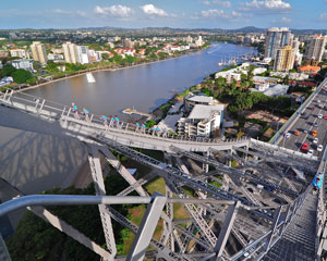 Story Bridge Adventure Climb, Daytime Climb - Brisbane INCLUDES PHOTO