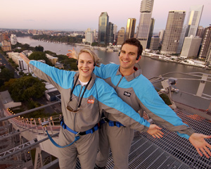 Story Bridge Climb - Weekend Twilight Climb