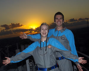 Story Bridge Climb - Midweek Twilight Climb