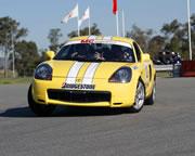 Tarmac Rally Blast, MR2 Spyders - Perth