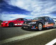V8 Race Car 4 Lap Ride - Perth