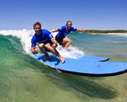 Surfing, Learn to Surf at Maroubra, 3 Lesson Package - Sydney