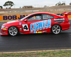 V8 Race Car Drive AND Ride Plus - Mallala, Adelaide