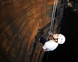 Abseiling, Learn to Abseil Half Day  - Adelaide, The Bluff