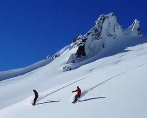 Heli Skiing Private Charter, Queenstown - New Zealand