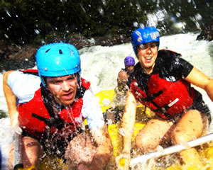 White Water Rafting & T Shirt Package - Penrith