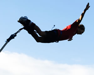 Bungy Jump - Gold Coast