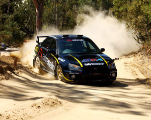 Rally Driving Sydney - 16 Lap Drive AND 1 Hot Lap