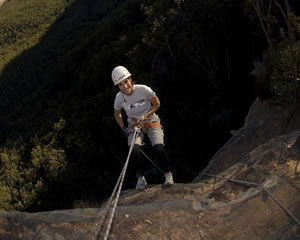 Abseiling, Beginners Learn to Abseil Course - Brisbane
