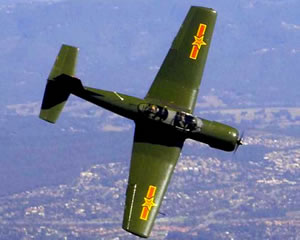 Aerobatics Flight, 30-minute - Adelaide
