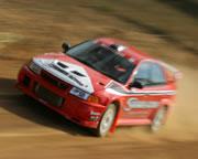 Rally Driving 2 Car 12 Lap Blast - Brisbane