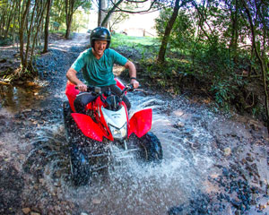 Quad Biking, 1.5 Hour Explorer - Sydney