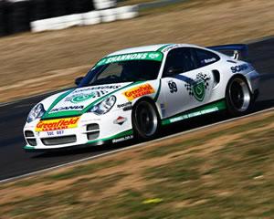 620bhp Porsche GT2 Hot Laps with Jim Richards