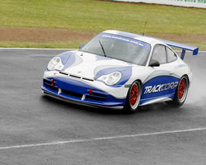400bhp Porsche GT3 Hot Laps