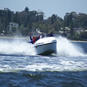 Jet Boat Ride - Swan River Perth