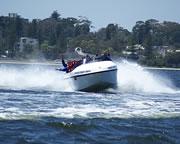 Jet Boat Ride - Swan River, Perth