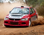 Rally Driving Adelaide - 16 Lap Drive AND 1 Hot Lap