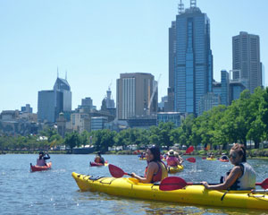 Sea Kayaking, Melbourne City Tour - Melbourne