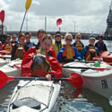 Sea Kayaking half-day Melbourne Docklands - Melbourne