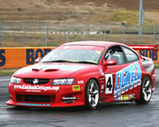 V8 Race Car Drive AND Ride Plus - Barbagallo, Perth